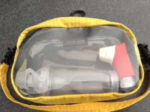 3-1-1 bag clear packing cube