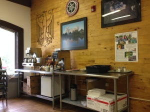 CSV Waldsee dining hall coffee1