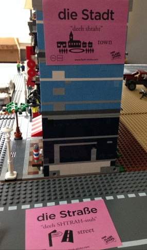 Die Lego Stadt, or Lego City