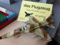 "Das Flugzeug, aeroplane, or ""airplane"""