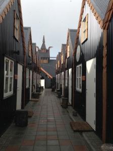 Iceland Viking Hotel outside