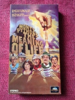 Monty Python Meaning of Life VHS