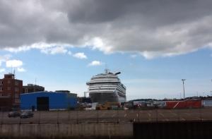 2012 Carnival cruise Saint John NB Canada - 3