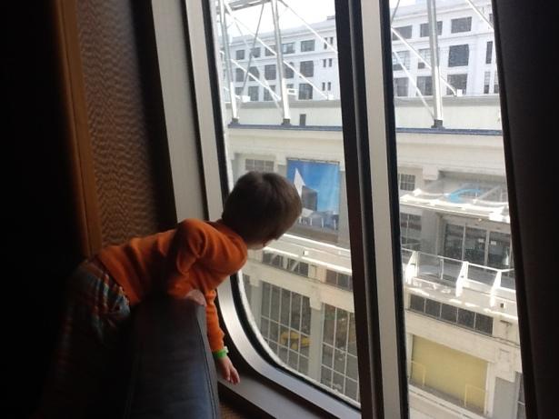 2012 Carnival cruise Saint John NB Canada - 4