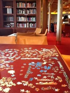HAL puzzle