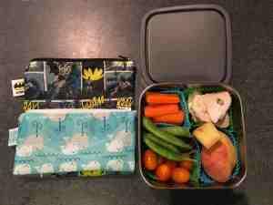 Lunch dishes zero waste Bumkins by U Konserve medium