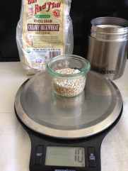 Buckwheat WITH steel cut oats