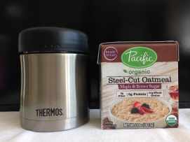 Breakfast Thermos cereal equivalent