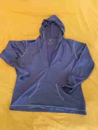 White Sierra hoodie