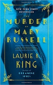 Book cover Murder of Mary Russell King