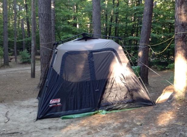 Camp Coleman Instant Tent 6