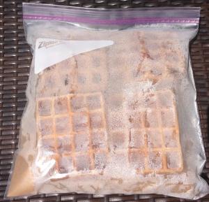 Gluten Free Waffle frozen - 1