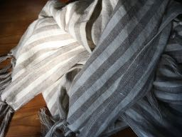 linen scarf from Ohio - 1