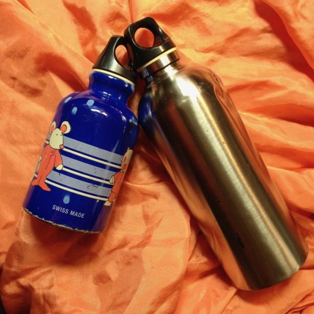 Sigg water bottles - 1