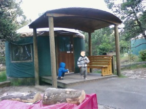 OR yurt