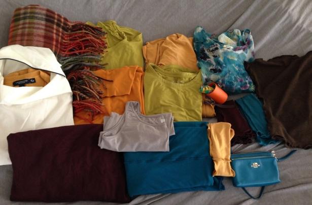 SF wardrobe complete