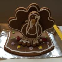 Thanksgiving turkey cookie - 1