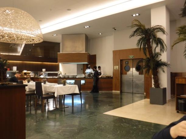 Barcelona hotel breakfast - 2