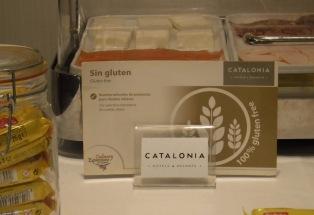 Barcelona hotel breakfast - 4