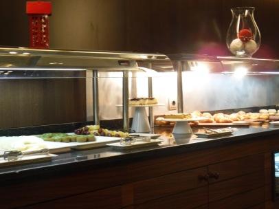 Barcelona hotel breakfast - 6