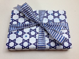 Hanukkah 2 - gift wrapped