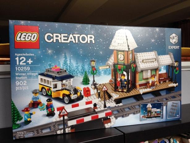 Hanukkah 2 - Lego front