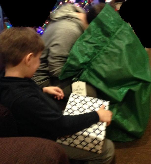Hanukkah Night 1 gift - 1