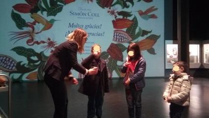 Simon Coll Xocolater tour kids - 1
