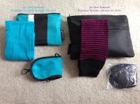 NZ Air amenity kit compare