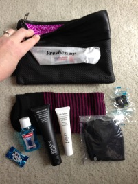 NZ Air amenity kit premium business