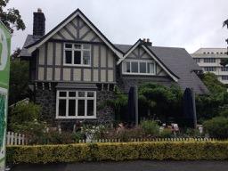 NZ Botanic Garden Curator's House - 1