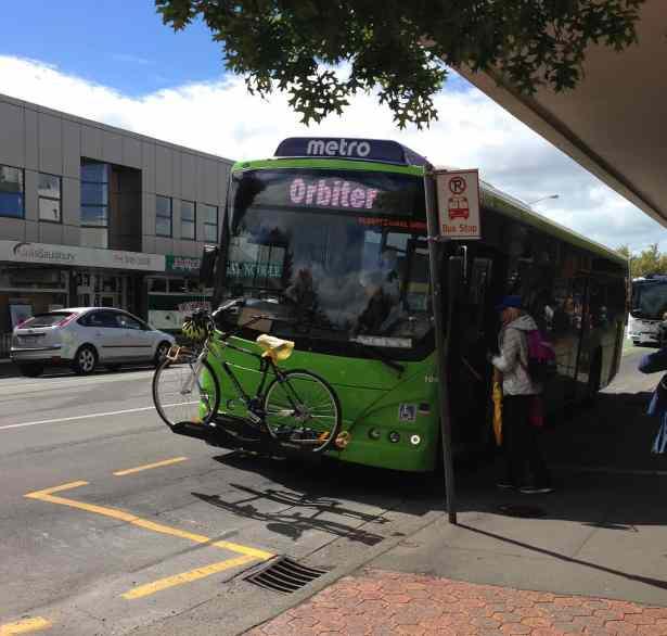NZ Chch bus Metro