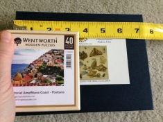 Jigsaw puzzle wood Wentworth Artifact travel - 8