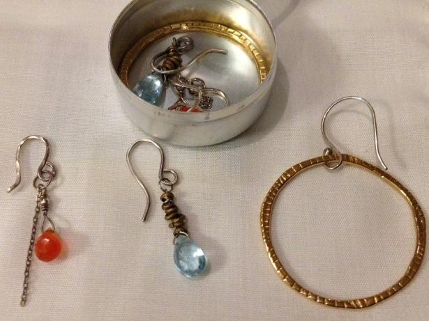 NZ capsule wardrobe jewelry - 1