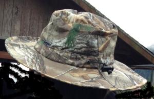 NZ capsule wardrobe RAIN HAT - 1