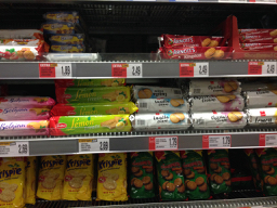 NZ food Riccarton Pak n Save grocery - 2