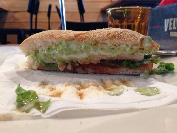 NZ Food Velvet Burger - 2