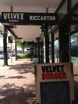 NZ Food Velvet Burger - 3