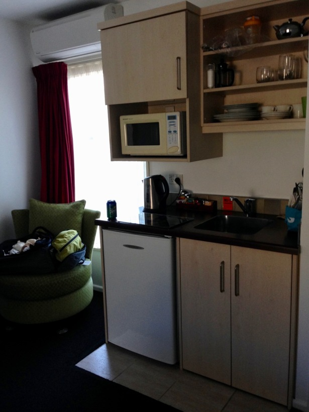 NZ Motel Roma on Riccarton - kitchenette.jpg