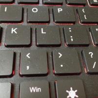 Bluetooth keyboard Arteck backlight color - 2