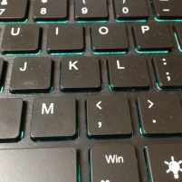 Bluetooth keyboard Arteck backlight color - 5