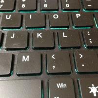 Bluetooth keyboard Arteck backlight color - 5