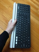 Bluetooth keyboard Logitech Arteck compare - 6