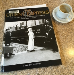 Orient Express history book