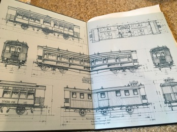 Train car schematics