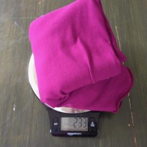 Angelrox scarf weight violet - 1