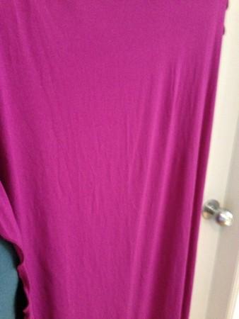 Angelrox violet Loop Shawl compare - 7