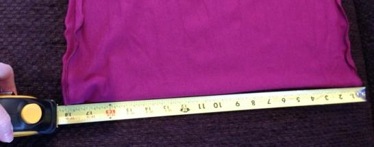 Angelrox violet Loop Shawl compare - Loop wide