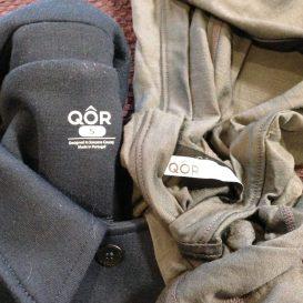 QOR teen travel capsule wardrobe navy grey - 3