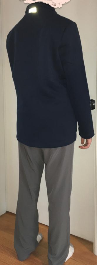 Teen capsule wardrobe dressed up in jacket - 1